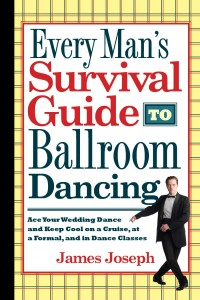 Ballroom dancing survival guide on Amazon